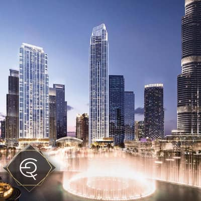 3 Bedroom Apartment for Sale in Downtown Dubai, Dubai - LUXURIOUS 3 BEDROOMS ON 65TH FLOOR FULL BURJ&FOUNTAIN VIEW!