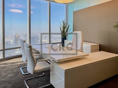 FULL FLOOR | FURNISHED | FULLY FITTED| 360 VIEW