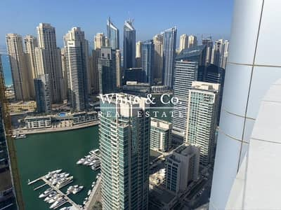 4 Bedroom Penthouse for Rent in Dubai Marina, Dubai - Upgraded Penthouse | Bright | Larger Layout