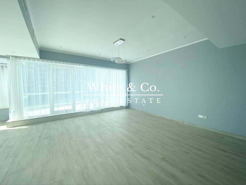 2 Upgraded Penthouse | Bright | Larger Layout