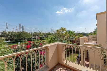 فیلا 2 غرفة نوم للايجار في الينابيع، دبي - Lovely Lake View | Available Now | End Unit