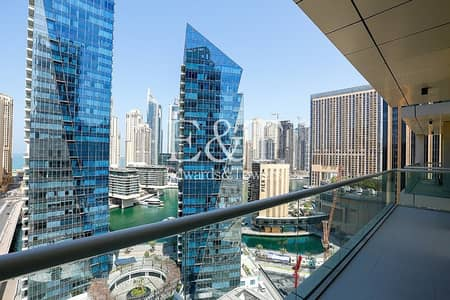 2 Bedroom Flat for Sale in Dubai Marina, Dubai - High ROI | Tenanted | Spacious Layout | Must See