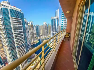 1 Bedroom Apartment for Sale in Jumeirah Lake Towers (JLT), Dubai - High floor / Lake and Sea view / Icon 1
