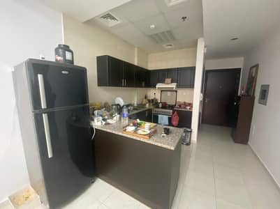 1 Bedroom Apartment for Sale in Emirates City, Ajman - Full Furnished 1 BHK For Sale in Gold Crest Dreams A Tower Ajman Only (145k)