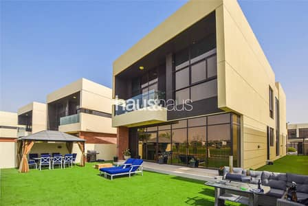 5 Bedroom Villa for Sale in DAMAC Hills (Akoya by DAMAC), Dubai - VD-1 | Larger Plot | Full Golf Course View