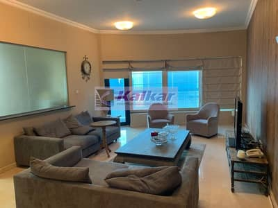 3 Bedroom Flat for Rent in Dubai Marina, Dubai - 3 BR | Furnished | Lake View | Close To Metro
