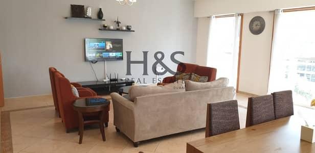 فلیٹ 3 غرف نوم للايجار في شارع الشيخ زايد، دبي - Chiller Free I Sheikh Zayed View I Spacious 3 Beds