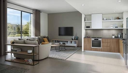 2 Bedroom Villa for Sale in Al Ghadeer, Abu Dhabi - own villa in abu dhabi 10% down payment only