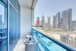 شقة في منازل الصفا الخليج التجاري 3 غرف 134999 درهم - 5053512