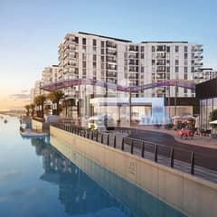 شقة في وترز أج جزيرة ياس 2 غرف 1150000 درهم - 5053526