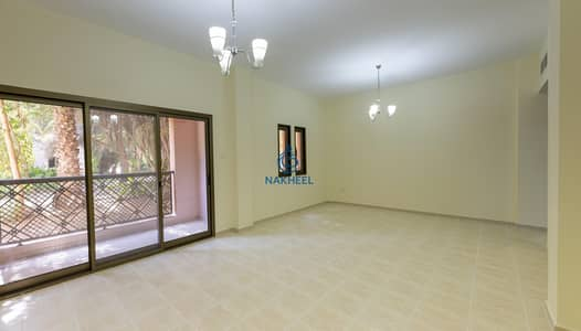 2 Bedroom Apartment for Rent in The Gardens, Dubai - Close to Metro - 1 Month Free - Great Layout
