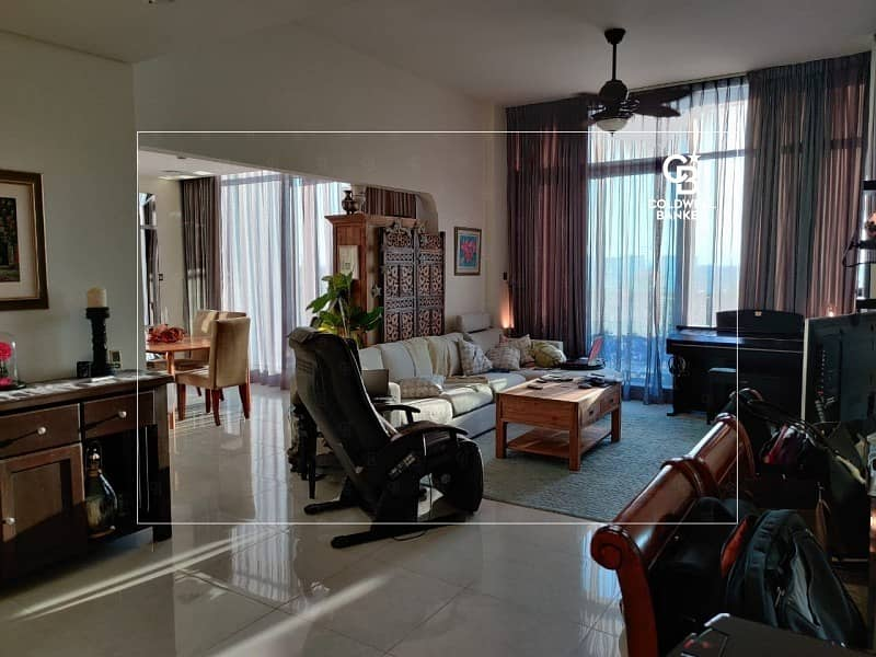 Spacious 4 BR+Maid Apartment  in Polo Residence 1