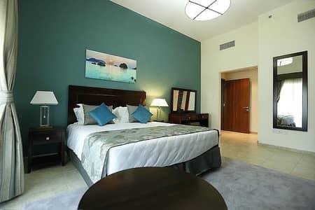 شقة 1 غرفة نوم للبيع في مثلث قرية الجميرا (JVT)، دبي - Furnished  Rented One Bed   Pool & Community View