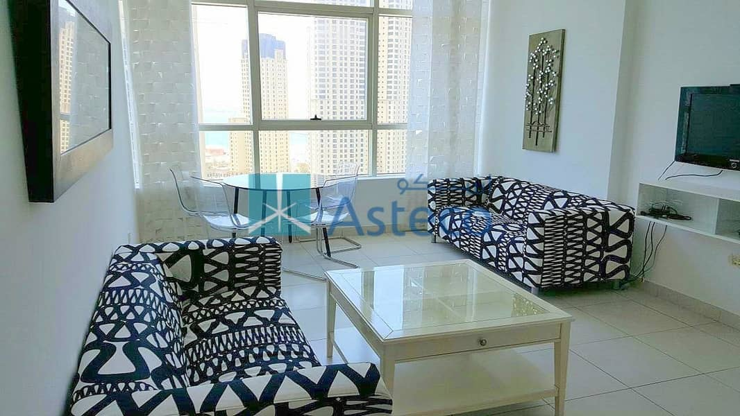 2 Spacious 2BR | Marina View | Furnished