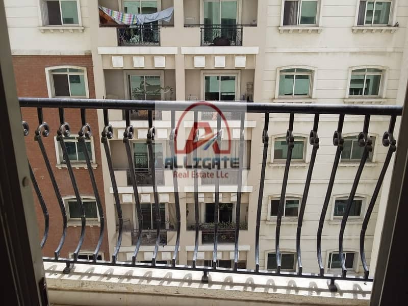 Ready To Move In  1 Bedroom  With Balcony  Full Facility