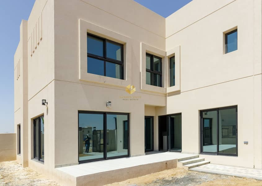 2 Smart 3 Bedroom Villa | Save More Than 50% Electricity And Water Bills | In Prime Location