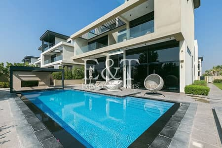 فیلا 6 غرف نوم للبيع في عقارات جميرا للجولف، دبي - The Epitome of Luxury Living |Golf Course View|JGE