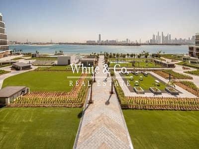 فلیٹ 1 غرفة نوم للبيع في نخلة جميرا، دبي - LARGE GARDEN PLOT | SEA VIEWS | IDYLLIC LOCATION