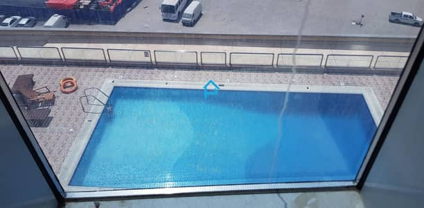 Studio for Rent in Business Bay, Dubai - Close to Metro Kitchen Equipped I In May