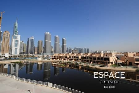 3 Bedroom Apartment for Rent in Jumeirah Heights, Dubai - Duplex | Vacant | Lake View | Maintained