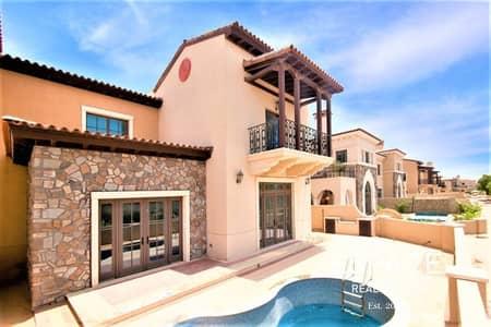 فیلا 4 غرف نوم للبيع في عقارات جميرا للجولف، دبي - Golf Course View   Sawgrass   4 Bedrooms