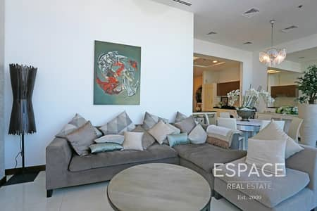 2 Bedroom Flat for Rent in Jumeirah Village Circle (JVC), Dubai - Ground Floor | Great Location | High End