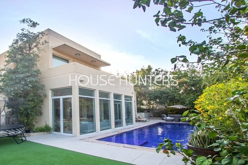 Exclusive|Type 5| Renovated|Extended| Private pool