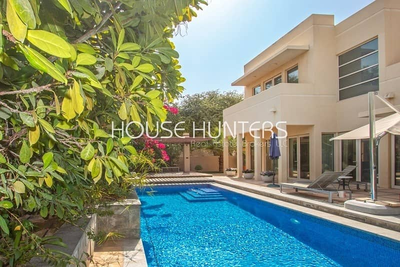 Exclusive|Best location|5 bed|Private pool