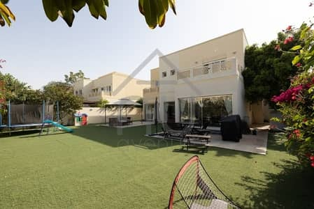 5 Bedroom Villa for Sale in The Meadows, Dubai - Stunning 5 BR + Maid   Upgraded   Available in May