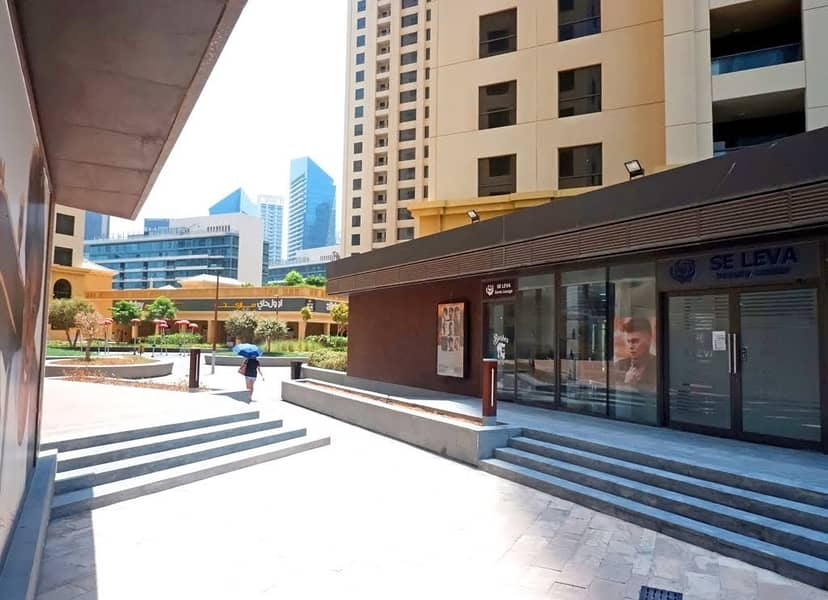 10 JBR 3Bedrooms for rent low floor Available
