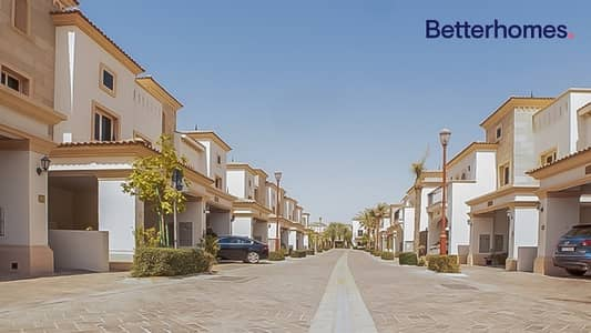 3 Bedroom Townhouse for Sale in Jumeirah Golf Estate, Dubai - Spacious 3Br plus maids  |Community View |Quality Finish