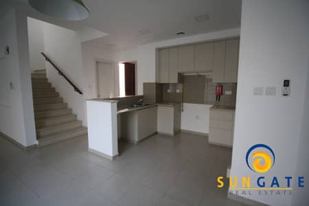 3 Bedroom Villa for Sale in Town Square, Dubai - Tenanted  Back to Back Hayat townhouse