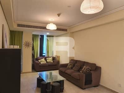 فلیٹ 2 غرفة نوم للايجار في أبراج بحيرات الجميرا، دبي - Fully Furnished  2 Br with  Huge Balcony