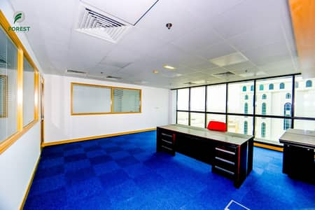 Office for Sale in Jumeirah Lake Towers (JLT), Dubai - Amazing Deal |Spacious Fitted Office |Nice Location