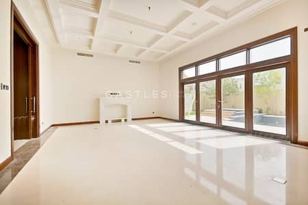 6 Bedroom Villa for Sale in Al Barari, Dubai - Partial lake View- 6 bed+maids+study Acacia