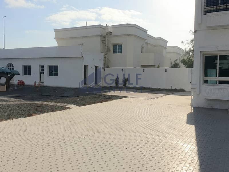 Massive 8BR Commercial Villa in Al Safa 2