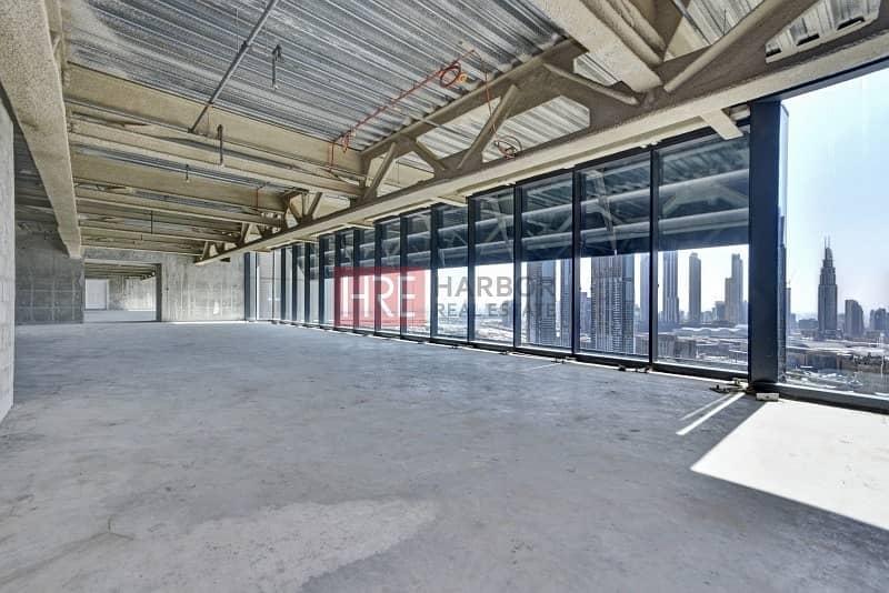 2 Huge Space | High Floor | Burj Khalifa View