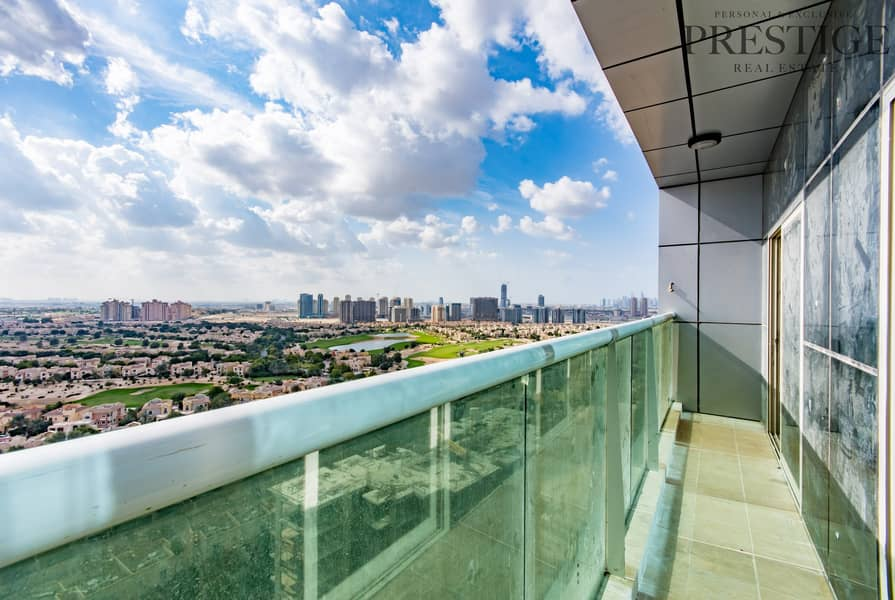 2Bed I Golf View | High Floor | New Building