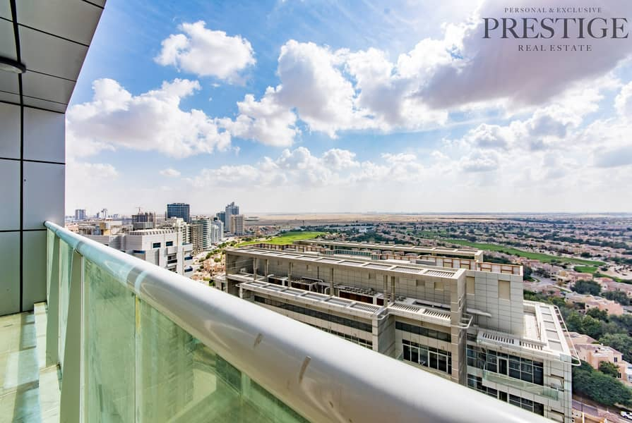 2 2Bed I Golf View | High Floor | New Building