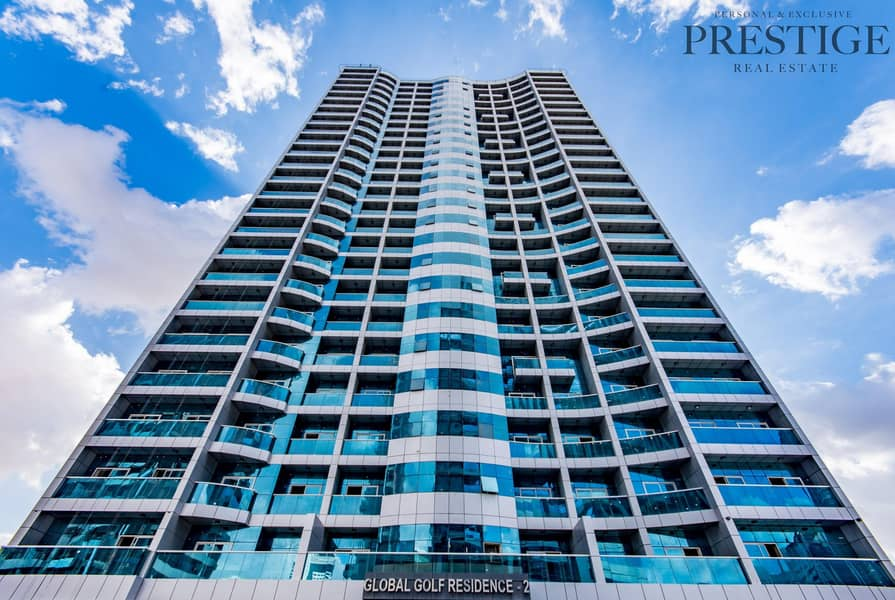 12 2Bed I Golf View | High Floor | New Building
