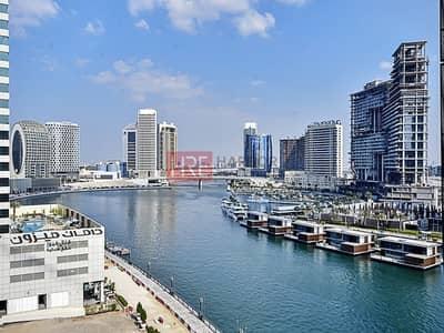 شقة 1 غرفة نوم للبيع في الخليج التجاري، دبي - 20% Down Payment Only | Canal View | 5 Yrs P.P