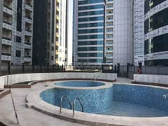 For sale Studio open view on the sea at Orient towers with Installments