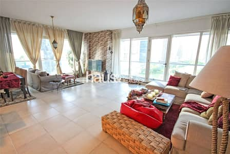 1 Bedroom Flat for Sale in Jumeirah Lake Towers (JLT), Dubai - Vacant On Transfer   Large 1 Bed   Park Views