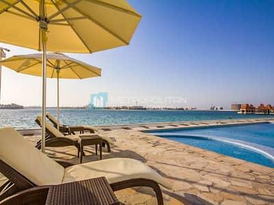 فلیٹ 1 غرفة نوم للبيع في نخلة جميرا، دبي - Exceptional Value | Delightful view | Modern 1 Bed