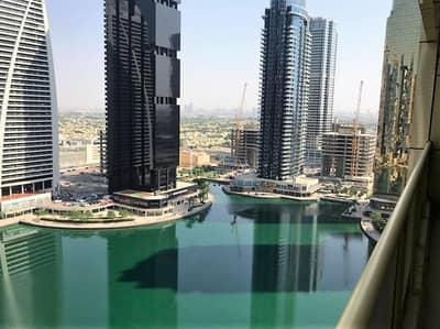 فلیٹ 1 غرفة نوم للبيع في أبراج بحيرات الجميرا، دبي - Best Layout | Middle Floor | Lake View