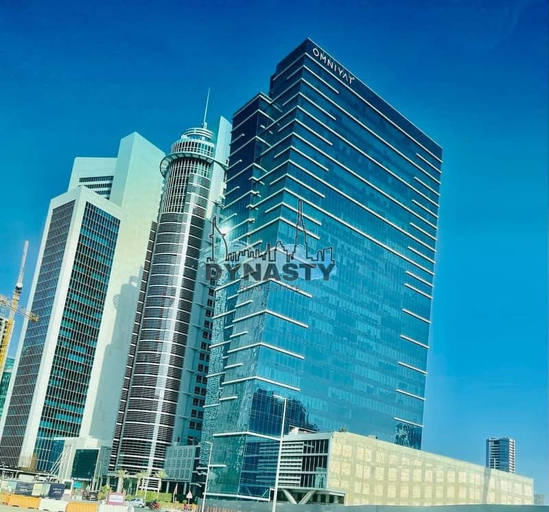 2 Furnished Office | Prime Location | 2 Parking Spaces