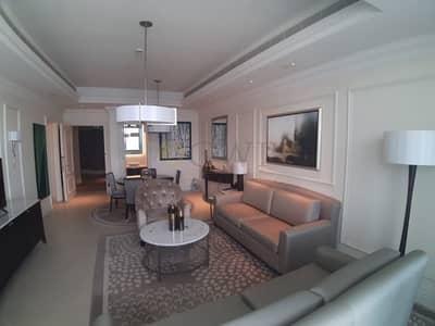 شقة فندقية 1 غرفة نوم للايجار في وسط مدينة دبي، دبي - Luxury Best Deal   Fully Furnished   High Floor  
