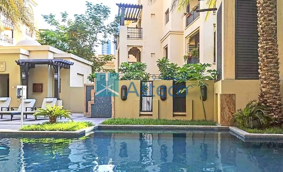 11 Spacious 1BR | Chiller Free | Amazing Amenities