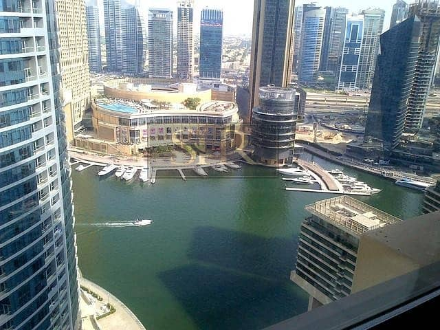 UPGRADED   FULLY FURNISHED   MARINA VIEW