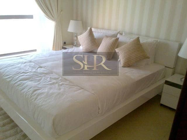 2 UPGRADED   FULLY FURNISHED   MARINA VIEW